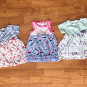 Other - Adorable baby dress bundle 6-9 months